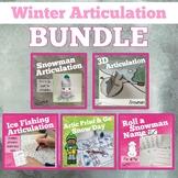 Winter Articulation BUNDLE