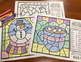 Winter Articulation Color by Symbol Hidden Images A Speech Therapy Activity