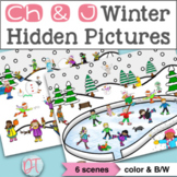 No Prep Winter Articulation Activity for Speech Therapy | CH & J