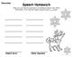 Winter Articulation Homework Packet
