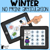 Winter Articulation NO PRINT