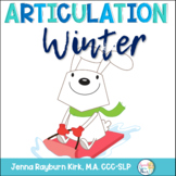Winter Articulation: R, TH, S, S blends