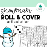 Winter Articulation: Roll & Cover Snowmen