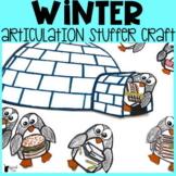 Winter Articulation Stuffer Craft