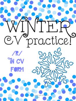 Winter Articulation /r/