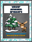 Winter Attention Grabbers: Classroom Management with a Twist!