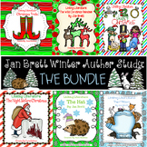 Winter Author Study with Jan Brett: Grades 1-3