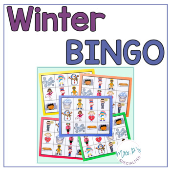 Winter BINGO: A Language Based Game