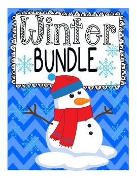Winter Activities: BUNDLE
