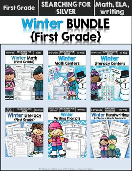 Winter BUNDLE {First Grade}