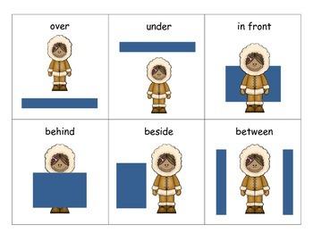 Winter Basic Concepts for Pre-K/K