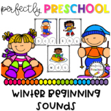 Winter Beginning Sounds {Dollar Deal}