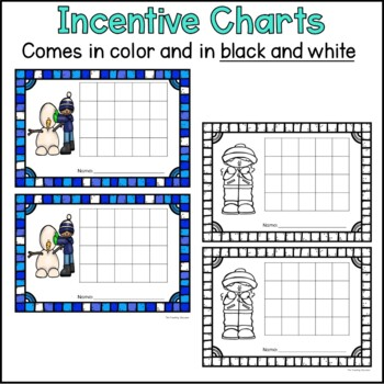 Winter Incentive Charts
