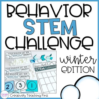 Winter Behavior STEM Challenge