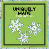 Winter Bible Add-On (2 weeks) Mini Unit Lessons