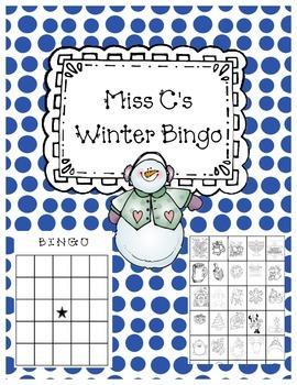 Winter Bingo