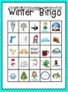 Winter Bingo (30 completely different cards & calling card