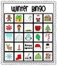 Christmas/Holiday Bingo