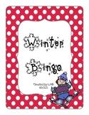 Winter Bingo {Fun winter game!}