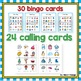 Winter Bingo Game - Winter Activities for Kindergarten