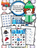 Winter Bingo / Matching Activities