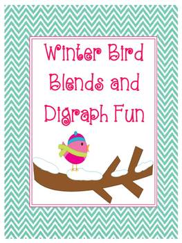 Winter Blend and Digraph Fun