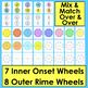 Blending DIBELS Build A Word Wheels-Up To 63 Wheel Sets