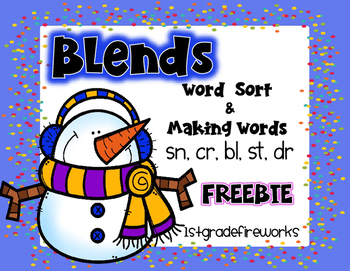 Winter Blends  FREEBIE