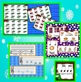 Winter Blizzard Music Bundle