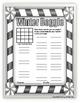 Winter Boggle Bulletin Board