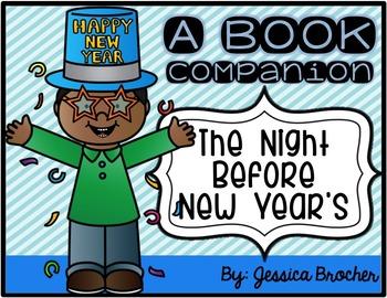 Winter Book Companion BUNDLE!