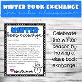 ☀️ Winter Book Exchange Parent Letter (Editable)
