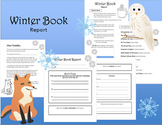 """Winter """"Guess Who"""" Style Book Report"""