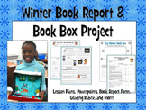 Winter Book Report  & Book Box Project - Bloom's Taxonomy Questioning