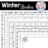Winter Borders