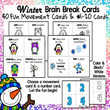 Brain Breaks {Winter}