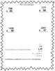 Winter Break 5th Grade Math Review Packet