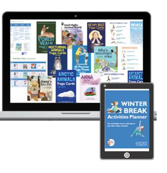 Winter Break Activities Bundle