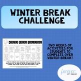 Winter Break Challenge (2 Weeks)