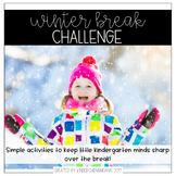 Winter Break Challenge