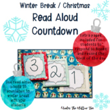 Winter Break / Christmas Read-Aloud Countdown