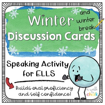 Winter Discussion Cards