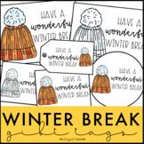 Winter Break Gift Tags