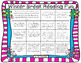 Winter Break Holiday Reading Fun Choice Board - Practice a