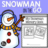 Winter Break Homework Packet: Snowman on the Go
