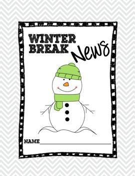 Winter Break Journal