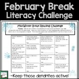Reading Challenge- February