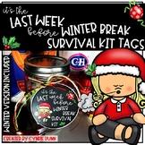 Winter Break Kit