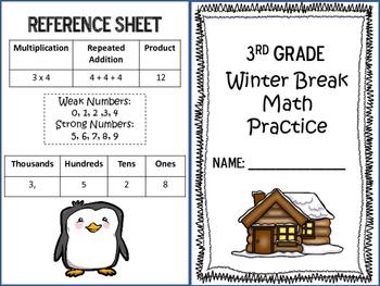 Winter Break Math