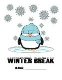 Winter Break Packet